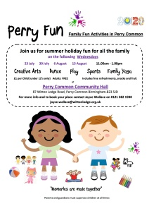 Perry Fun Poster 2014